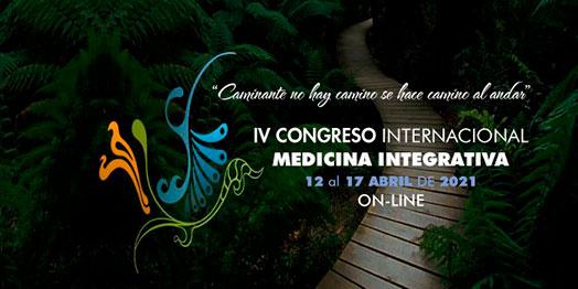 Participación en Congreso de Medicina Integrativa