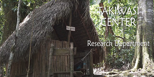 Video presentation of Takiwasi's Research Department