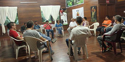 Seminario de Introducción al Modelo Terapéutico Takiwasi